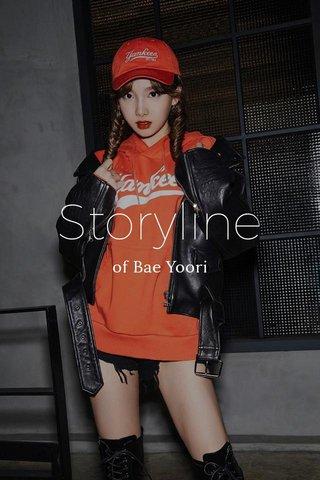 Storyline of Bae Yoori