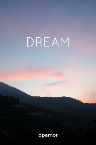 DREAM dpamor