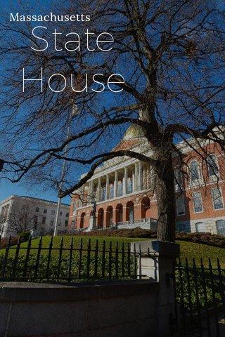 State House Massachusetts