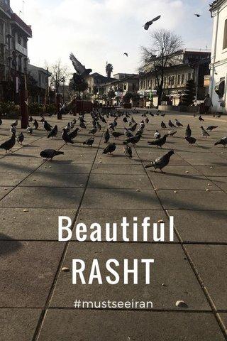 Beautiful RASHT #mustseeiran