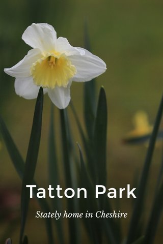 Tatton Park Stately home in Cheshire