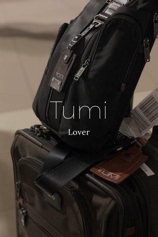 Tumi Lover