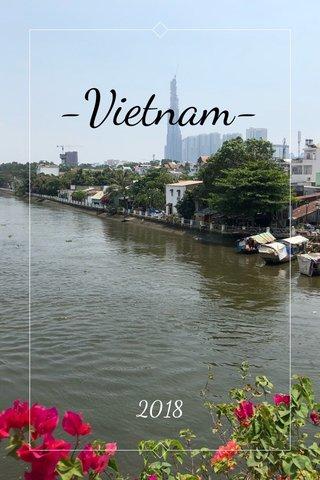 -Vietnam- 2018
