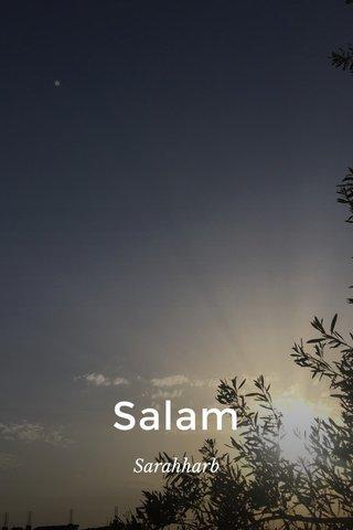 Salam Sarahharb