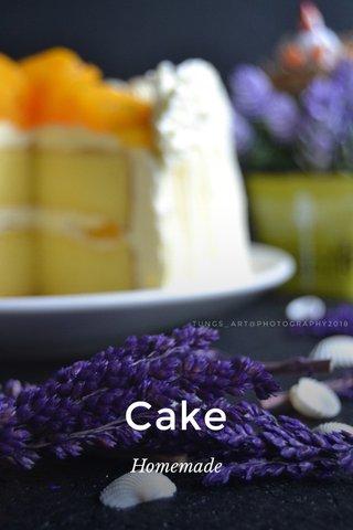 Cake Homemade
