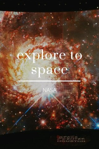 explore to space NASA