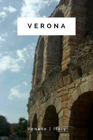 VERONA Veneto | Italy