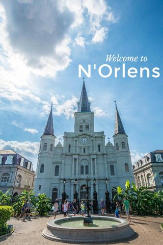 N'Orlens Welcome to