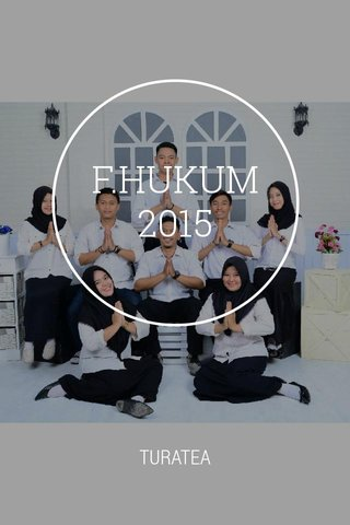 F.HUKUM 2015 TURATEA