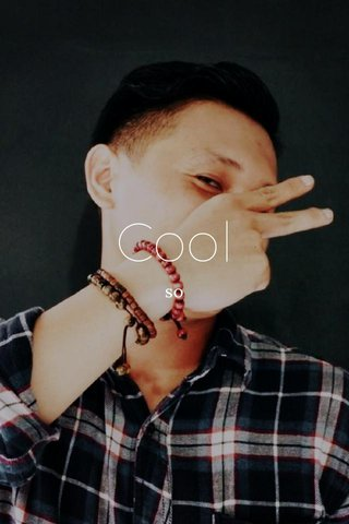Cool so
