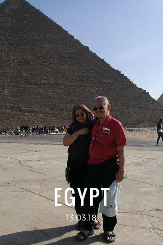 EGYPT 13.03.18