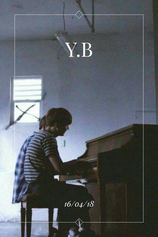 Y.B 16/04/18