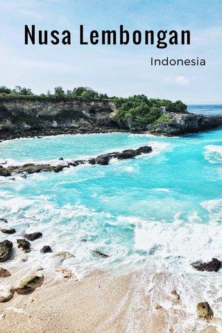 Nusa Lembongan Indonesia