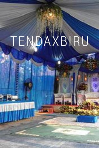 TENDAXBIRU