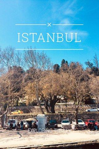 ISTANBUL EXPLORING TURKEY