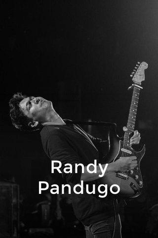 Randy Pandugo