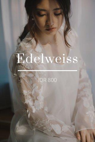 Edelweiss IDR 800