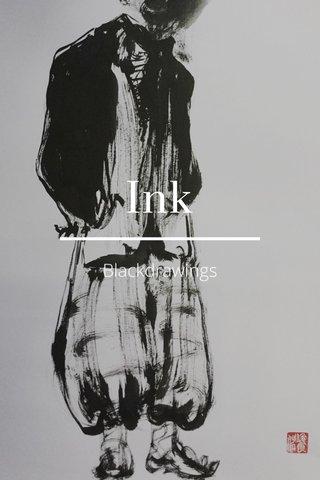 Ink Blackdrawings