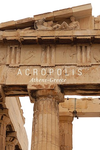 ACROPOLIS Athens-Greece