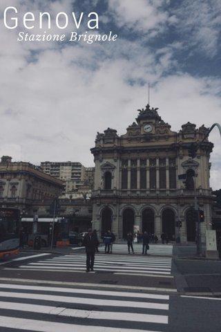 Genova Stazione Brignole