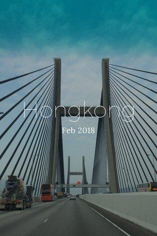 Hongkong Feb 2018