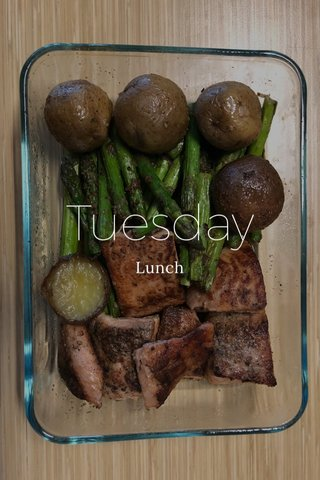 Tuesday Lunch