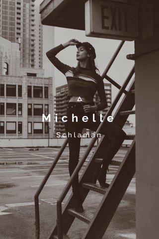 Michelle Schlaman