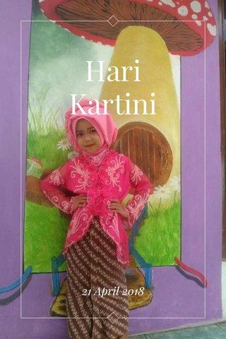 Hari Kartini 21 April 2018