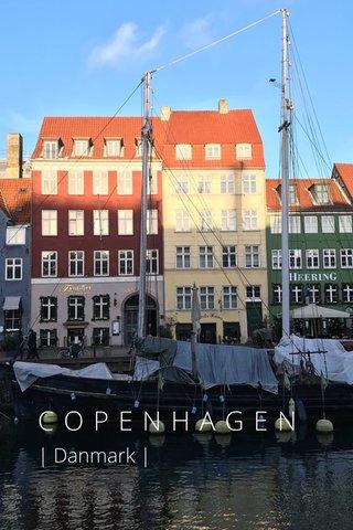 COPENHAGEN | Danmark |