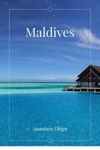Maldives Anantara Dhigu