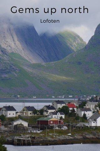 Gems up north Lofoten