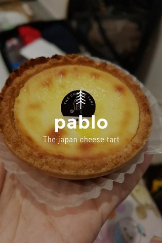 pablo The japan cheese tart