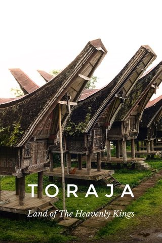 TORAJA Land of The Heavenly Kings