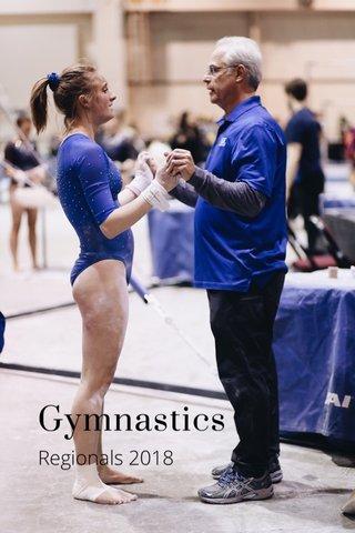Gymnastics Regionals 2018