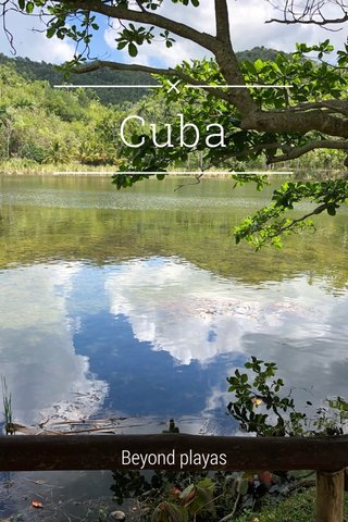 Cuba Beyond playas