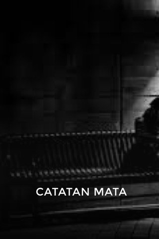 CATATAN MATA