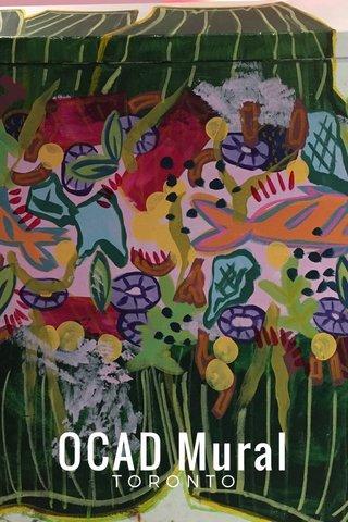 OCAD Mural TORONTO