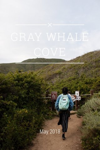 GRAY WHALE COVE May 2018