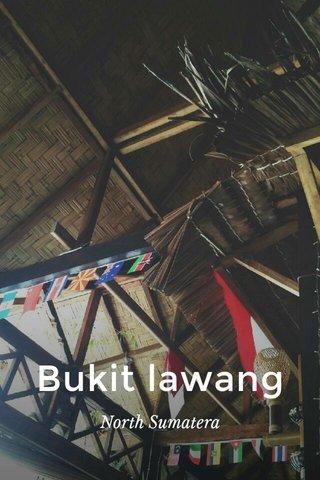 Bukit lawang North Sumatera