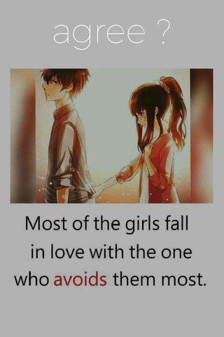 agree ?