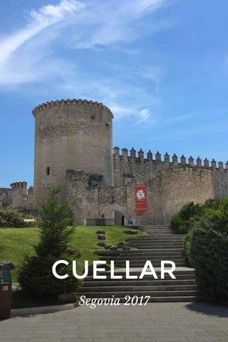 CUELLAR Segovia 2017