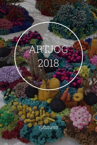 ARTJOG 2018 @tutunia
