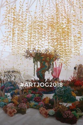 #ARTJOG2018