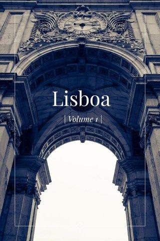 Lisboa | Volume 1 |