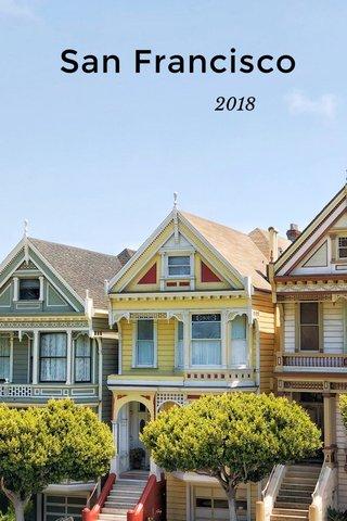 San Francisco 2018