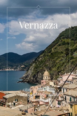 Vernazza #italy #cinqueterre #landscape #life #nature #photography