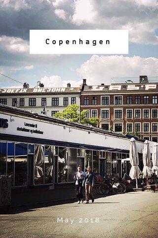 Copenhagen May 2018