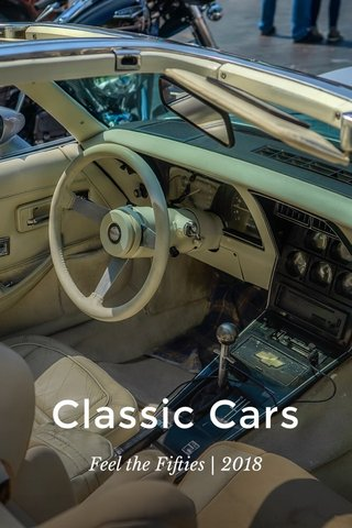 Classic Cars Feel the Fifties | 2018