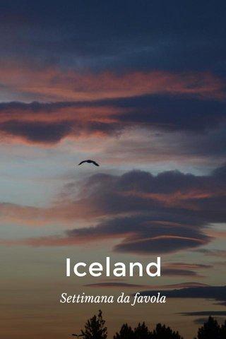 Iceland Settimana da favola