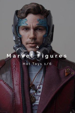 Marvel Figures Hot Toys 1/6